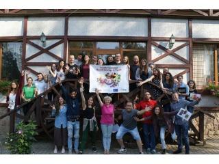 Міжнародний обмін «Health Kitchen 4 Youth»